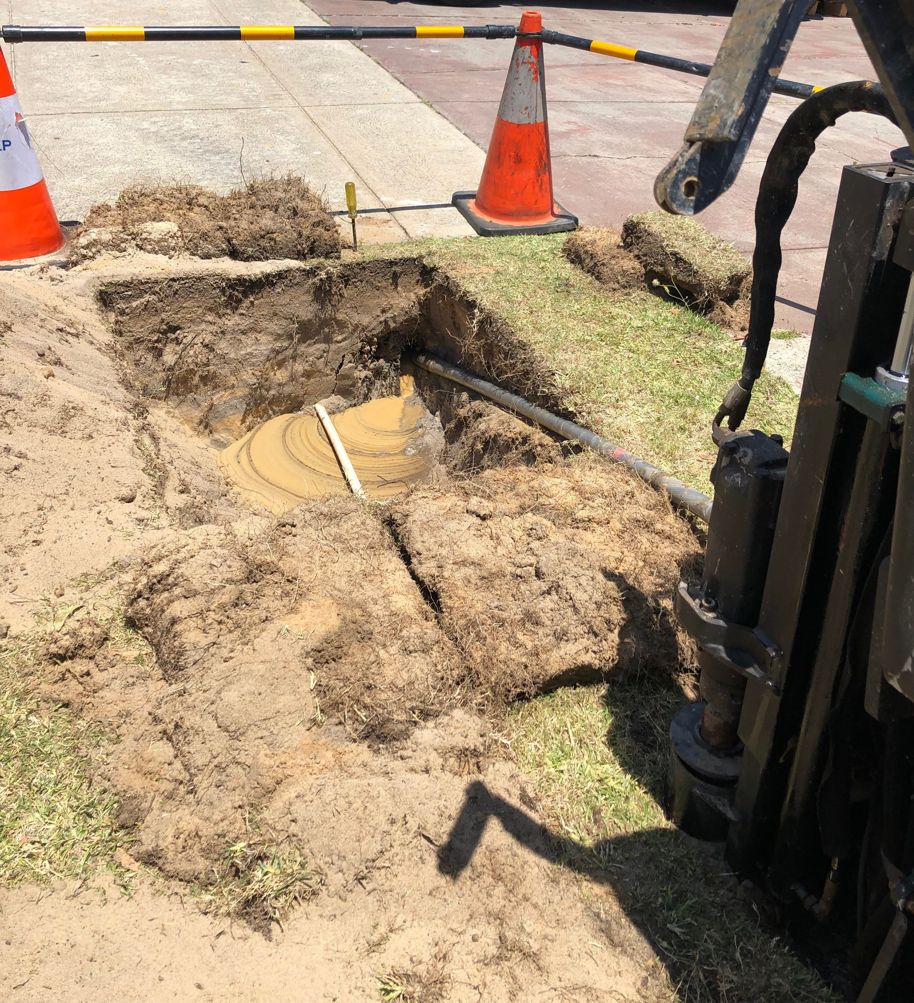 Horizontal Directional Drilling - Morris Infrastructure Group